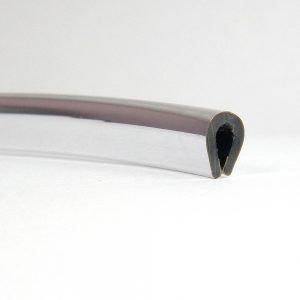 chrome edge trim