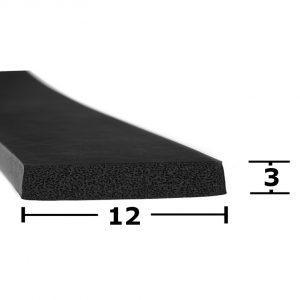 sponge rubber