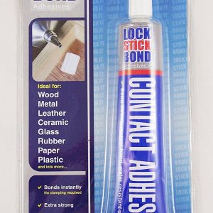 lock stick contact adhesive