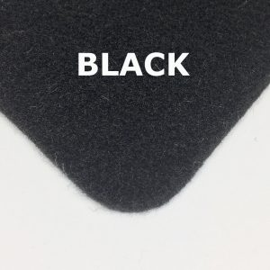 black van lining carpet