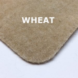wheat van lining carpet