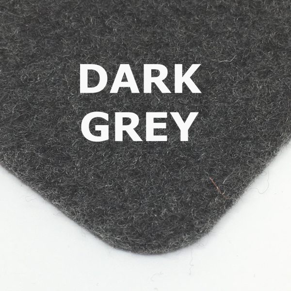 Dark Grey Van Lining Carpet