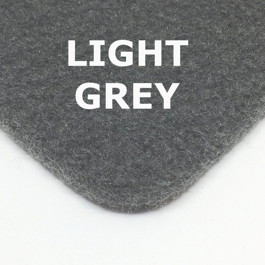 light grey van lining