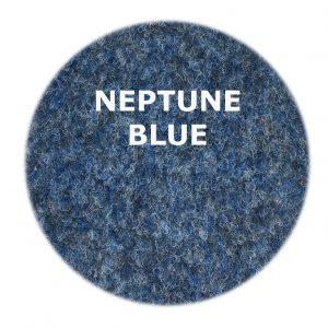 Neptune Blue Veltrim Van Lining