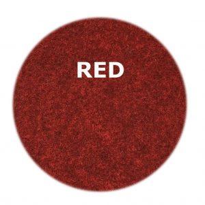 Red Veltrim Van Lining