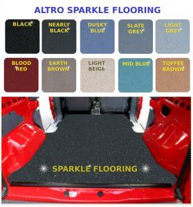 Altro Van Flooring Vinyl